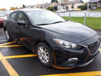 Mazda Mazda3 2014 GS-SKY- BAS MILLAGE-AUTOMATIQUE- CAMÉRA- DÉMARREUR