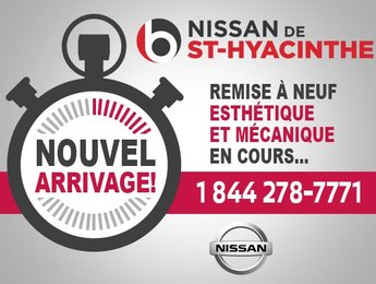 Nissan Frontier 2014 SL 4X4 CUIR GPS CAMÉRA DE RECUL SIÈGES CHAUFFANTS