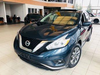 Nissan Murano 2017 SV AWD TOIT PANORAMIQUE CAMÉRA DE RECUL MAGS