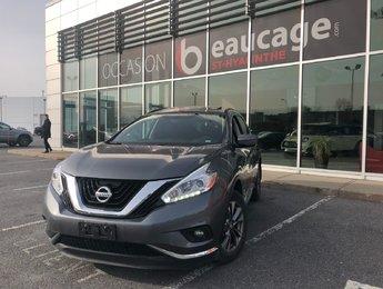 Nissan Murano 2017 SV AWD {Navigation, Toit Panoramique, Caméra, Mags}