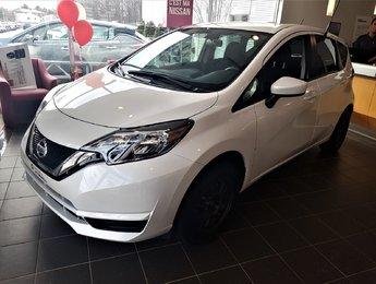Nissan Versa Note 2017 S   MANUELLE   AIR CLIMATISÉ   MAGS