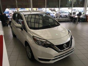 Nissan Versa Note 2017 S