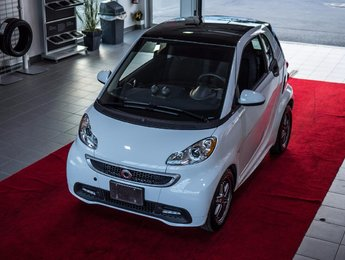 Smart Fortwo 2015 Passion
