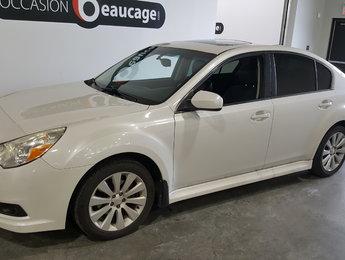 Subaru Legacy 2010 Limited, Cuir, toit ouvrant, sièges chauffants