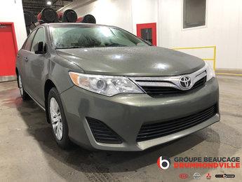 Toyota Camry 2012 LE- AUTOMATIQUE- GROUPE ÉLECTRIQUE- DÉMARREUR!!