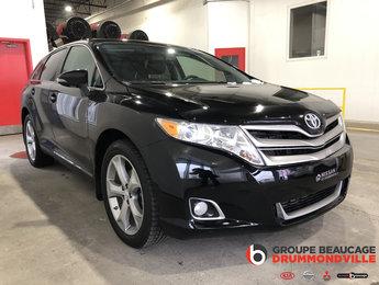 Toyota Venza 2016 XLE  V6 AWD- NAVI- TOIT PANO-CUIR- CAMÉRA!!!