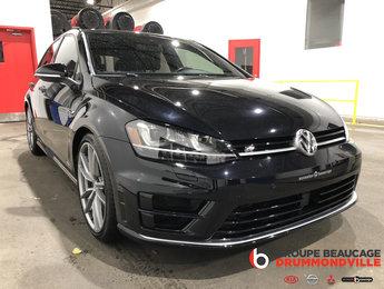 Volkswagen Golf R 2016 R - TECH PACK - AWD - NAV/CUIR/CAM/CRUISE ADAPT