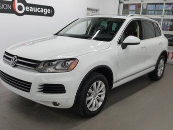 Volkswagen Touareg 2014 Tdi, Highline, navigation, hitch