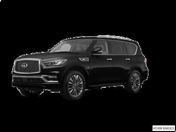 Infiniti QX80 2019 LUXE 7 Passenger