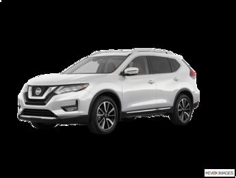 Nissan Rogue AWD 2019 SL