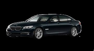BMW ActiveHybrid 7 2014