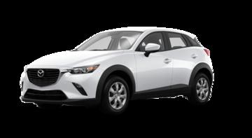 Mazda CX-3 GX 2016 Arctic White