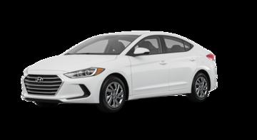 Hyundai Elantra L 2017 Ice White