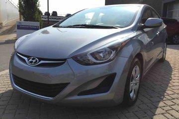 2015 Hyundai Elantra L MANUAL -CARPROOF VERIFIED