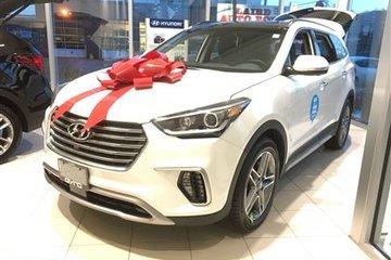 2017 Hyundai Santa Fe XL Ultimate w/6 Passenger Fully Loaded
