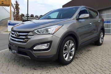 2013 Hyundai Santa Fe CRUISE CONTROL, BLUETOOTH
