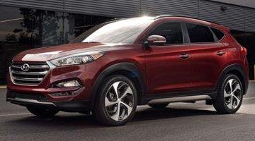 2017 Hyundai Tucson Premium