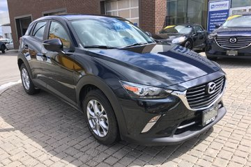 2016 Mazda CX-3 GS FWD - CPO! **Bi-Weekly Payment $172.61**