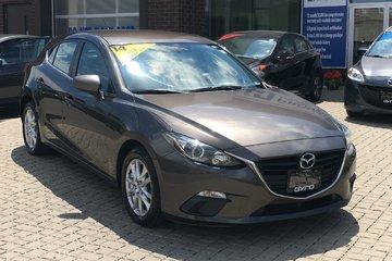 2014 Mazda Mazda3 Sport GS-SKY HB **Bi-Weekly Payment $107.29**