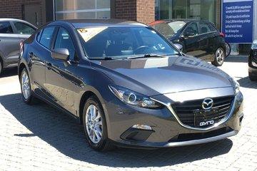 2015 Mazda Mazda3 GS-SKY! **Bi-Weekly Payment $149.28**