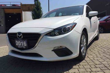 2016 Mazda Mazda3 GS, CARPROOF VERIFIED