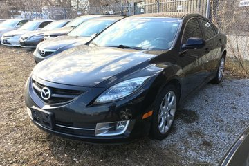 2009 Mazda Mazda6 GT-V6 AUTOMATIC!!! VEHICLE SOLD AS IS!!!