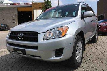 2012 Toyota RAV4 CARPROOF VERIFIED