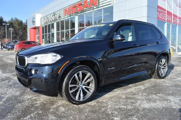 2015 BMW X5 XDrive35i M PACKAGE CUIR GPS TOIT SEULEMENT