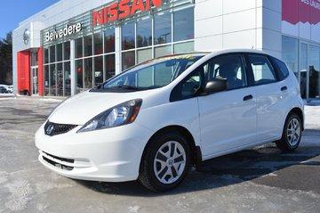 2013 Honda Fit DX-A AUTOMATIQUE A/C VITRES ET MIROIRS ÉLECTRIQUES