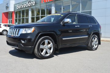 2011 Jeep Grand Cherokee Overland  4X4 CUIR TOIT-OUVRANT NAVIGATION