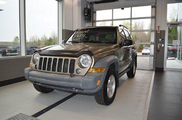 Jeep Liberty Sport,4x4,porte et vitre électrique 2006