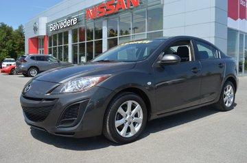 2010 Mazda Mazda3 GS BERLINE TOIT-OUVRANT AUTOMATIQUE MAGS