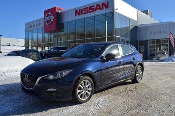 Mazda Mazda3 GS-SKY HATCHBACK MANUELLE TIRE HIVER INCLUS 2014