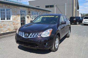 Nissan Rogue GROUPE ÉLECTRIQUE TOIT OUVRANT A\C BLUETOOTH 2013