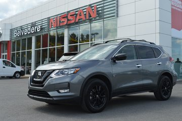 2018 Nissan Rogue SV MIDNIGHT EDITION AWD TOIT NAVIGATION