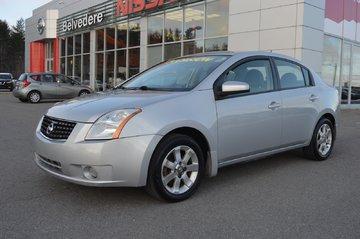 Nissan Sentra 2.0 S AUTOMATIQUE AIR CLIMATISÉ CRUISE CONTROL 2008