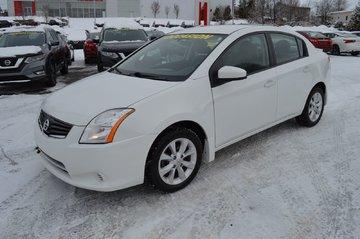 Nissan Sentra 2.0S AUTOMATIQUE GROUPE ELECTRIQUE A/C MAGS 2011