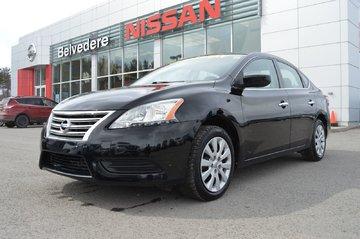 Nissan Sentra S AUTOMATIQUE A/C BLUETOOTH 2013