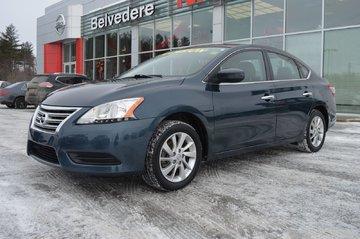 Nissan Sentra SV AUTOMATIQUE TOIT OUVRANT GR. ÉLECTRIQUE A/C 2013