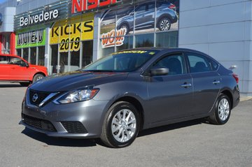 Nissan Sentra SV STYLE TOIT OUVRANT CAMERA MAGS 2018