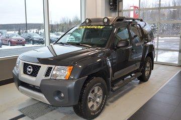 Nissan Xterra PRO-4X 2013