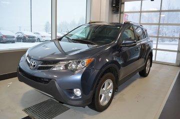 Toyota RAV4 XLE, TRACTION INTÉGRAL 2013