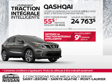 Le Nissan Qashqai 2019!