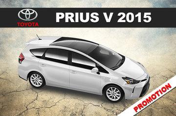 Prius V 2015