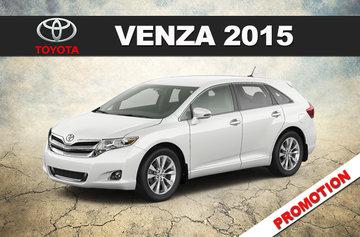 Venza 2015