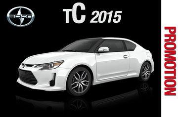Promotion sur la tC 2015