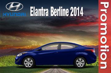 Promotion Elantra  2014