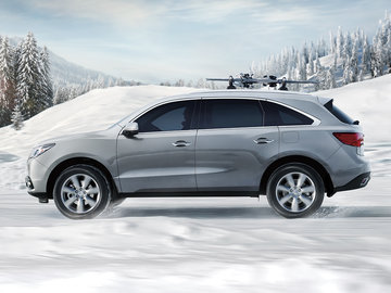 Here's What the Media Thinks about the 2016 Acura MDX