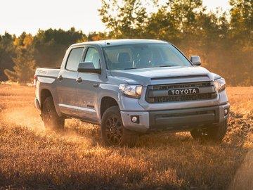 Toyota Tundra 2017 : prêt à tout