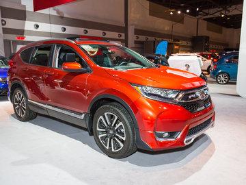2017 Ottawa Auto Show: 2017 Honda CR-V